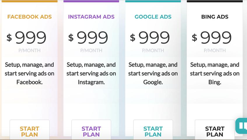 Social Sensei Plan: Ad Campaign Management