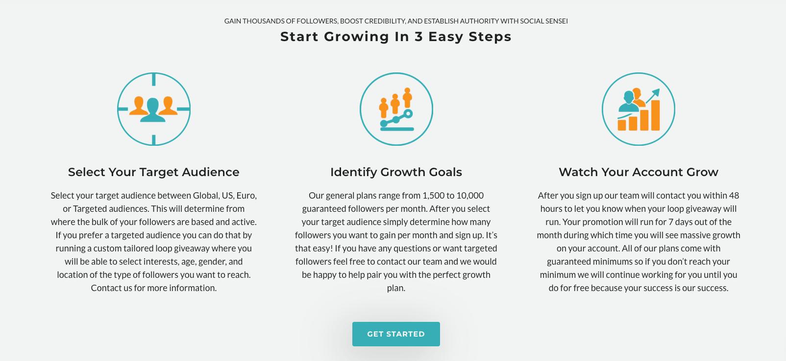 Social Sensei Growth