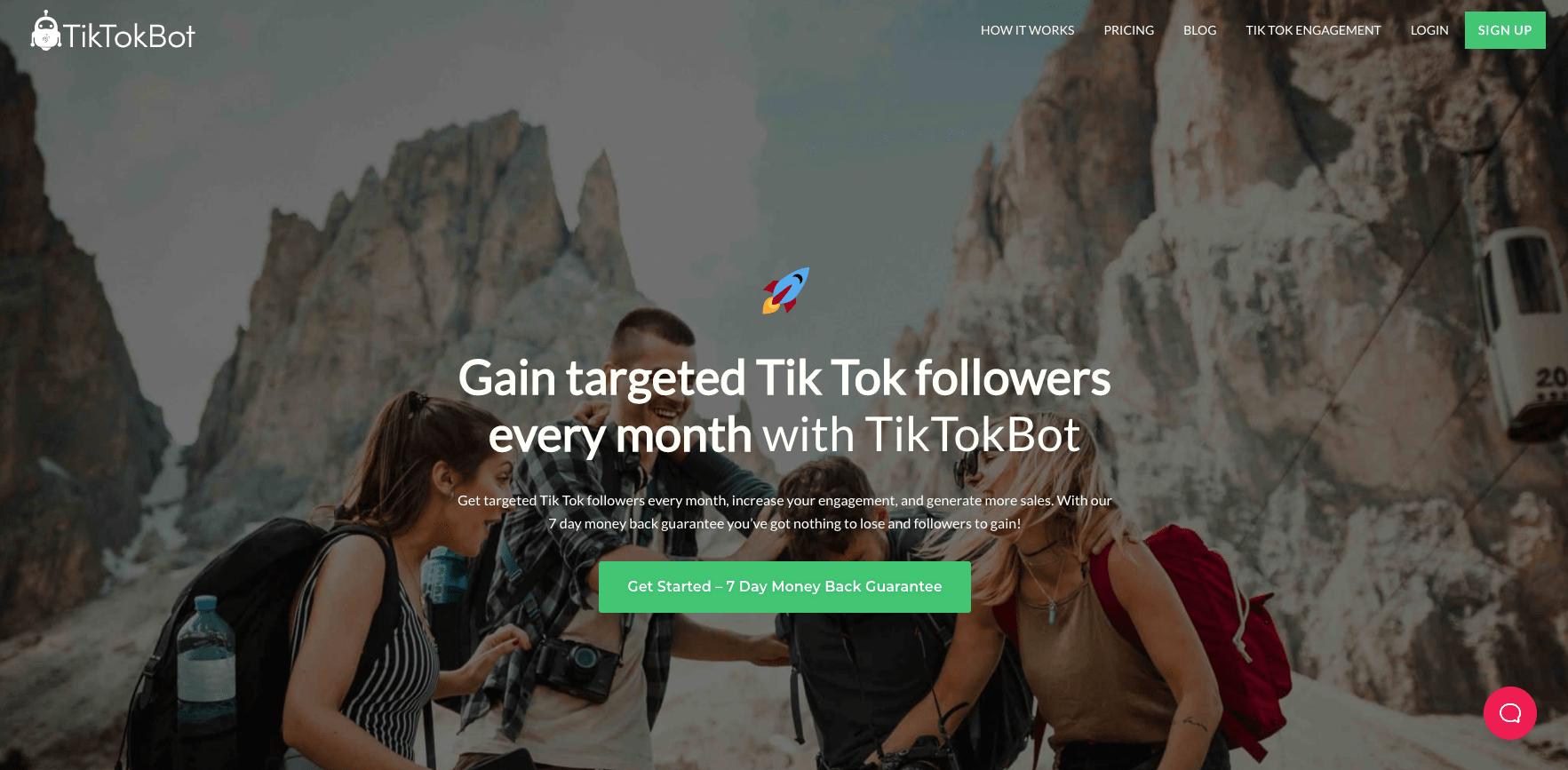 TikTok Growth