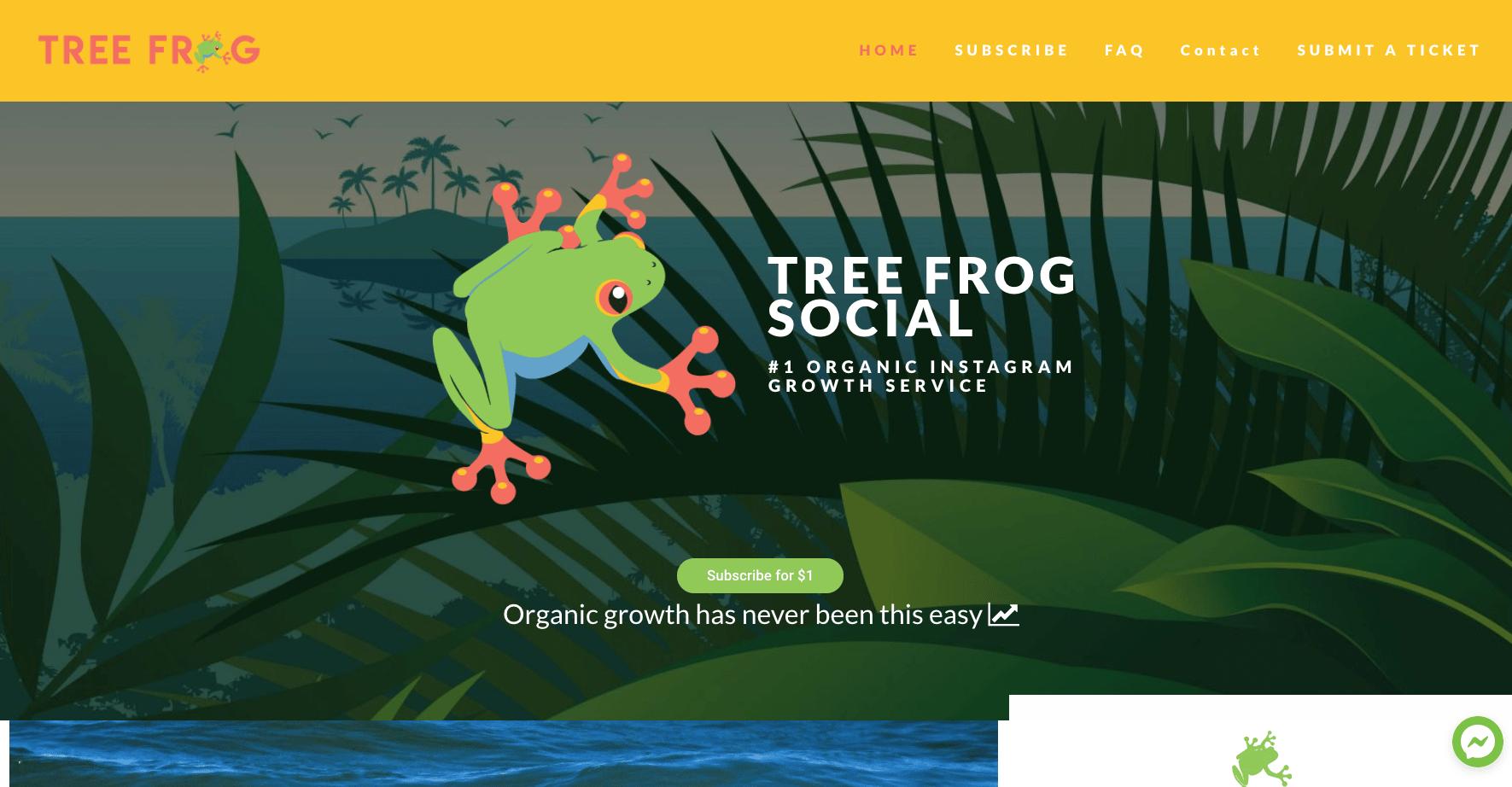 Treefrog Social