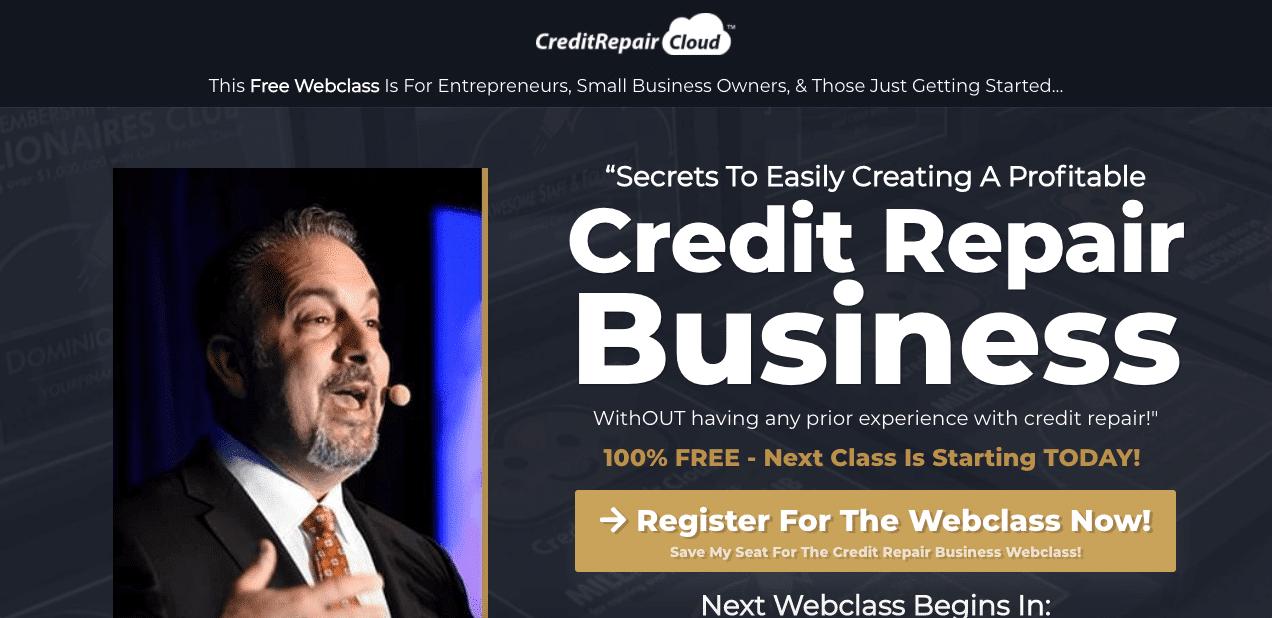 Credit Repair Business Training