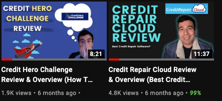 Youtube Product Review Method