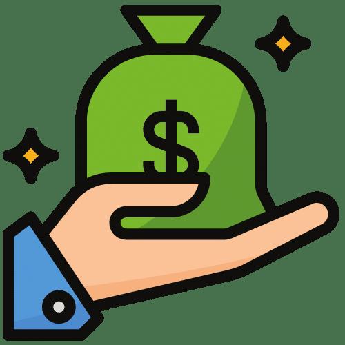 Start A Side Hustle Icon