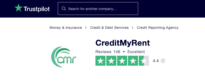 Credit My Rent Reviews